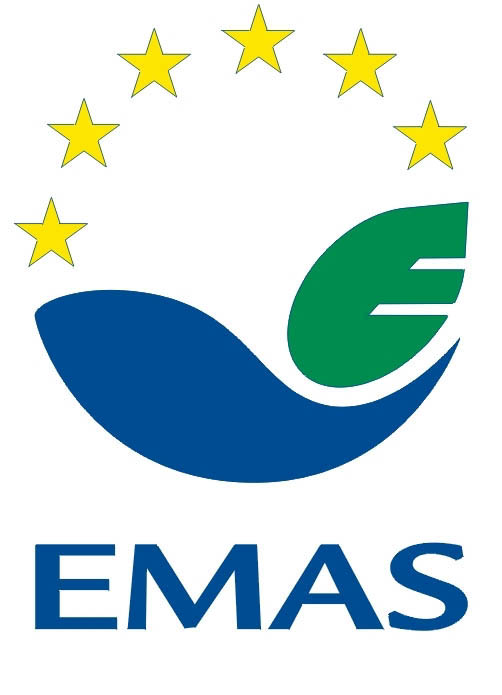 Logo EMAS Eco Management and Audit Scheme